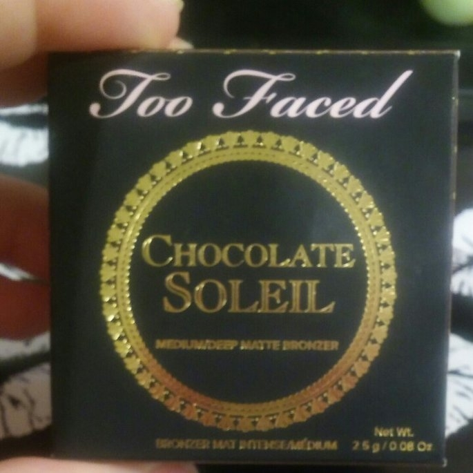 Too Faced Chocolate Soleil Bronzing Powder uploaded by Melyssa M.