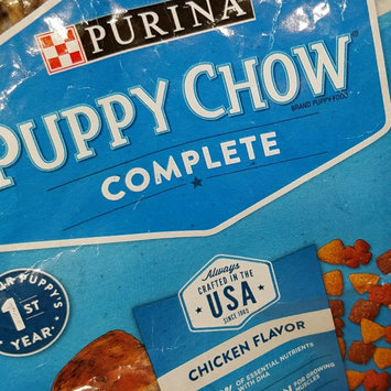 Photo of PURINA® PUPPY CHOW® Complete Made With Real American-Raised Chicken uploaded by keren a.