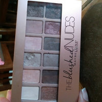 Maybelline New York Expert Wear The Blushed Nudes Shadow Palette uploaded by EmaLee M.
