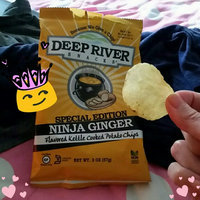 Deep River Snacks Kettle Cooked Potato Chips Sweet Maui Onion uploaded by Paula S.