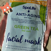 Green Tea Anti-Aging Facial Masks (Pack of 10) uploaded by Alyssa H.