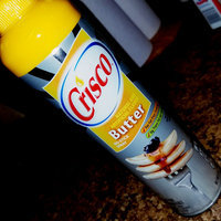 Crisco No-Stick Butter Cooking Spray 6 Oz Aerosol Can uploaded by keren a.