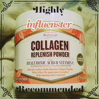 ReserveAge Organics Collagen Replenish with Hyaluronic Acid & Vitamin C, Unflavored, 2.75 oz uploaded by Amy L.