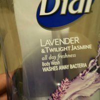 Dial® All Day Freshness Lavender & Twilight Jasmine Antibacterial Body Wash with Moisturizers uploaded by Dawn L.