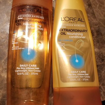 L'Oréal Advanced Haircare Extraordinary Oil Collection uploaded by Desiree P.