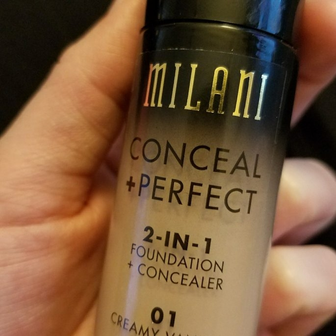 Milani Conceal + Perfect 2-in-1 Foundation + Concealer uploaded by Brianna D.