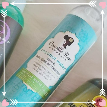 Photo of Camille Rose Natural Camille Rose Coconut Water Leave-In - 8 oz uploaded by Denniesha W.