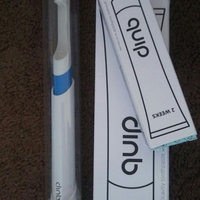 quip Toothbrushes uploaded by Ashley M.