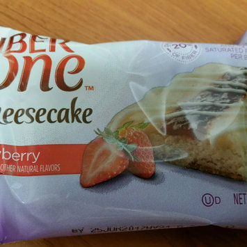 Photo of Fiber One Strawberry Cheesecake Bar uploaded by Denise G.