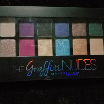 Photo of Maybelline® New York The Graffiti Nudes Eyeshadow Palette uploaded by amber w.