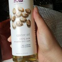 NOW Foods Solutions Castor Oil - 16 fl oz uploaded by Belania S.