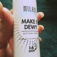Milani Make it Dewy 3-in-1 Setting Spray Hydrate + Illuminate + Set uploaded by Sarah C.
