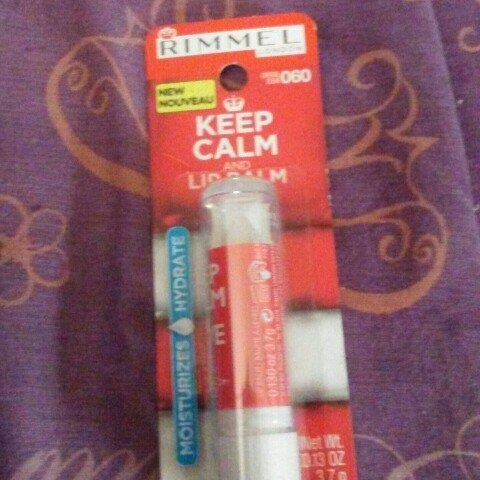 Rimmel Keep Calm and Lip Balm Collection uploaded by Jodi T.