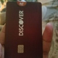 Discover it Cashback Match Credit Card uploaded by Rebecca M.