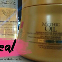 L'Oréal Paris Professional Mythic Oil Nourishing Masque (For All Hair Types) uploaded by Karla Z.