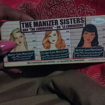 the Balm - the Manizer Sisters Luminizers Palette uploaded by Gabriela Y.