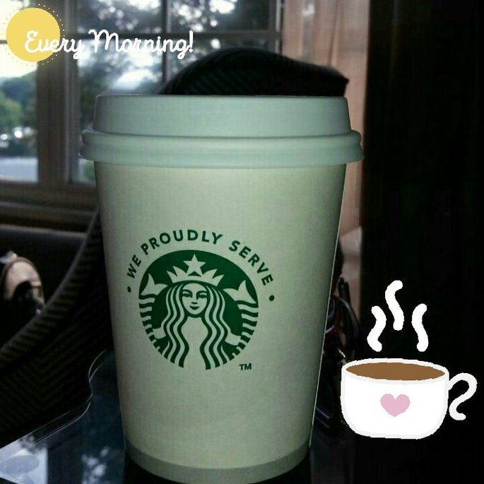 Starbucks uploaded by Genedra T.