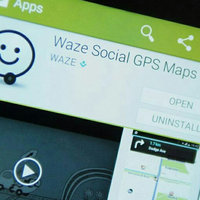 Waze Inc. Waze Social GPS, Maps & Traffic uploaded by Kara E.