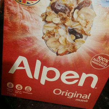 Alpen Original Muesli (750g) uploaded by Wajiha I.