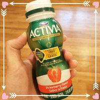 Dannon Activia Dairy Drink Strawberry uploaded by Carolina D.