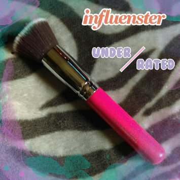 Photo of Foundation Brush Flat Top Kabuki for Face Makeup - Perfect For Blending Liquid uploaded by Brookelynne T.