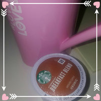 Starbucks Coffee Breakfast Blend K-Cups uploaded by Michelle C.