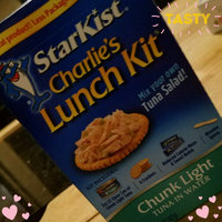 StarKist® Charlie's Lunch Kit® Chunk Light Tuna in Water 4.48 oz. Box uploaded by keren a.