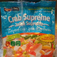 TransOcean® Products Crab Supreme Flake Style Imitation Crab 10 oz. Bag uploaded by Gricelda L.