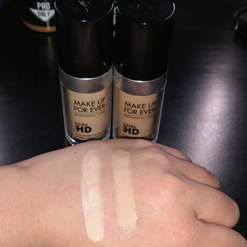 MAKE UP FOR EVER Ultra HD Foundation uploaded by Natalie G.