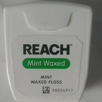 Photo of REACH® Mint Waxed Floss uploaded by Amanda D.