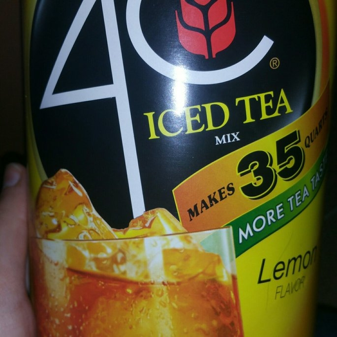4C® Lemon Iced Tea Mix uploaded by Brittany B.