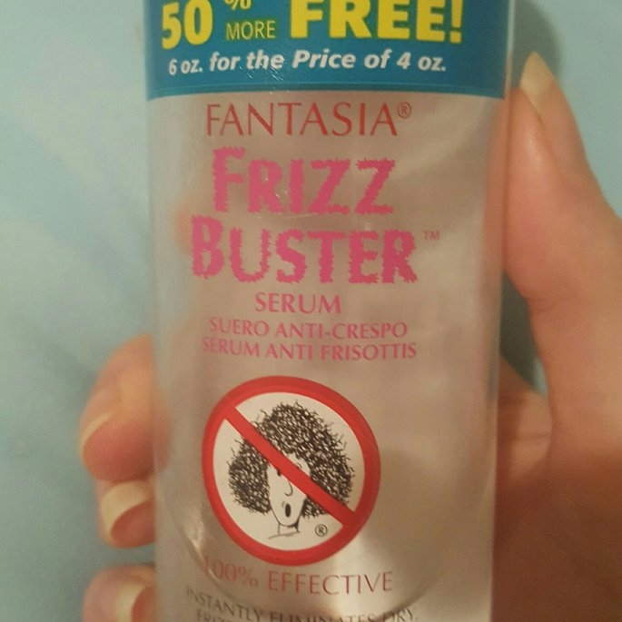 Fantasia Frizz Buster Serum 6 oz uploaded by Briana W.