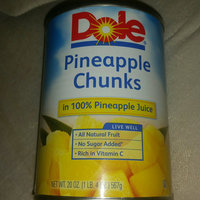 Dole Pineapple Chunks in 100% Pineapple Juice uploaded by Shelby G.