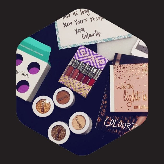 Colourpop Where the Light Is uploaded by Cristina T.