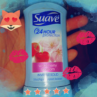 Suave 24 Hour Protection Wild Cherry Blossom Invisible Solid Anti-Perspirant Deodorant by  for Unisex - 2. 6 oz Deodorant uploaded by Patrick E F.