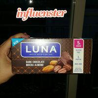LUNA® Dark Chocolate Mocha Almond Nutrition Bars 12 ct Box uploaded by Stephanie F.