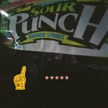 Sour Punch® Rainbow Straws uploaded by Cristie G.