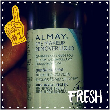Almay Oil Free Gentle Eye Makeup Remover Pads uploaded by Casey H.