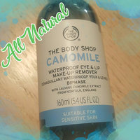 THE BODY SHOP® Camomile Waterproof Eye & Lip Make-Up Remover uploaded by Alienna E.