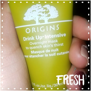 Origins Drink Up Intensive Overnight Mask uploaded by Genessis S.