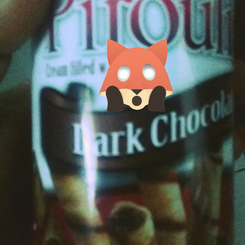Photo of Creme De Pirouline Artisan Rolled Wafers Dark Chocolate uploaded by Nikauly B.