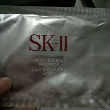 Photo of SK-II Whitening Source Derm Revival Mask uploaded by juita a.