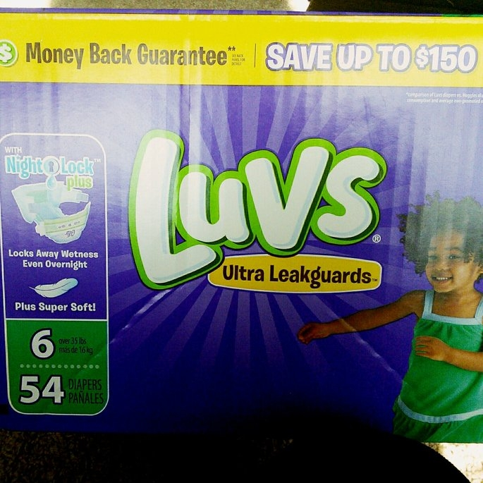 Luvs Diapers uploaded by nikki s.