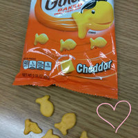 Pepperidge Farm® Goldfish® Cheddar Baked Snack Crackers uploaded by jessica n.