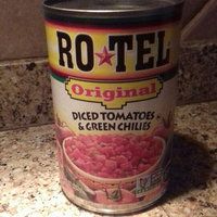 Ro-tel Diced Tomatoes & Green Chilies - 10 oz uploaded by Leslie S.