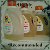 Tide® Purclean™ Honey Lavender Laundry Detergent uploaded by Laurie B.