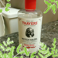 Thayers Alcohol-Free Rose Petal Witch Hazel Toner uploaded by Tanya B.