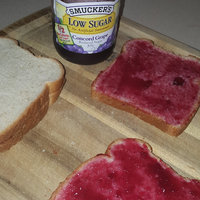 Smucker's Low Sugar Concord Grape Jelly uploaded by Aida I.
