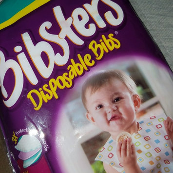 Photo of Neat Solutions Bibsters Disposable Bib - 48 Count uploaded by keren a.