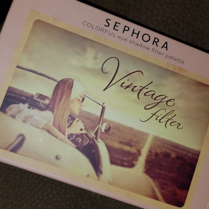 SEPHORA COLLECTION Colorful Eyeshadow Photo Filter Palette uploaded by keren a.